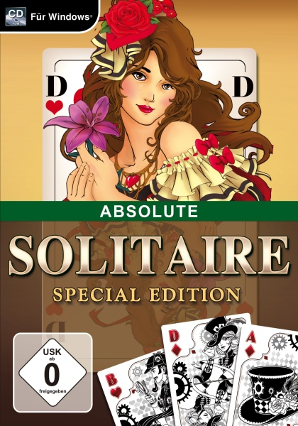 Absolute Solitaire Special Edition (PC)