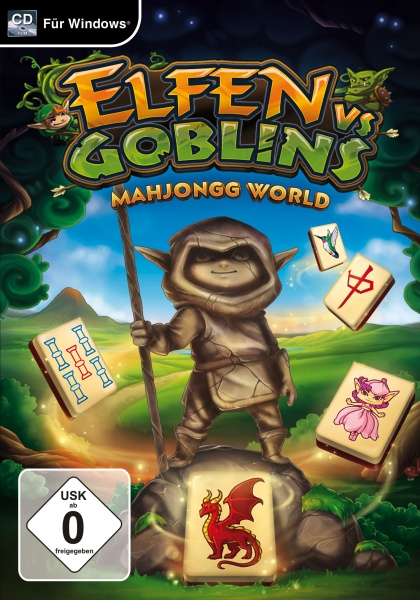 Elfen vs Goblins Mahjongg World (PC)