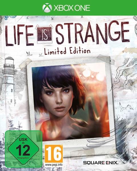 Life is Strange Limited Edition (XONE) Englisch