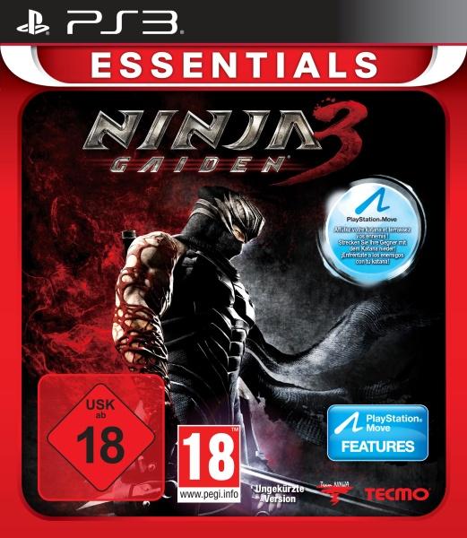 Ninja Gaiden 3 Essential (PS3) Englisch