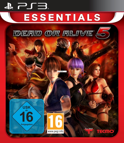 Dead or Alive 5 Essential (PS3) Englisch