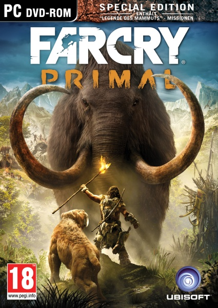 Far Cry Primal (100% Uncut) (PC) (PEGI)