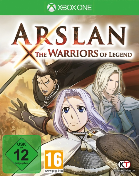 Arslan: The Warriors of Legend (XONE) Englisch, Japanisch