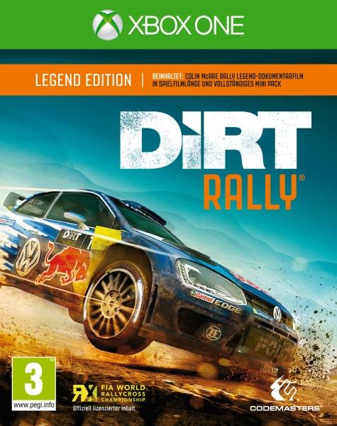 DiRT Rally Legend Edition (XONE)