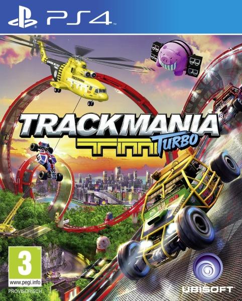 Trackmania Turbo (PS4) (PEGI)