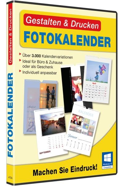 Gestalten & Drucken Fotokalender