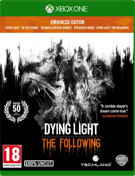 Dying Light: The Following - Enhanced Edition (XONE)