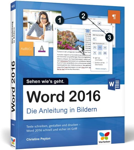 Word 2016 Die Anleitung in Bildern