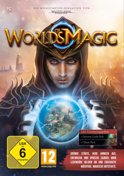 rokapublish Worlds of Magic PC - PC-Spiele - Strategie
