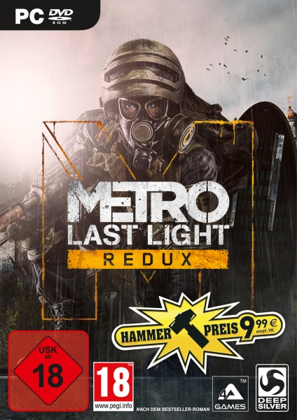 Metro: Last Light Redux (PC) (Hammerpreis)