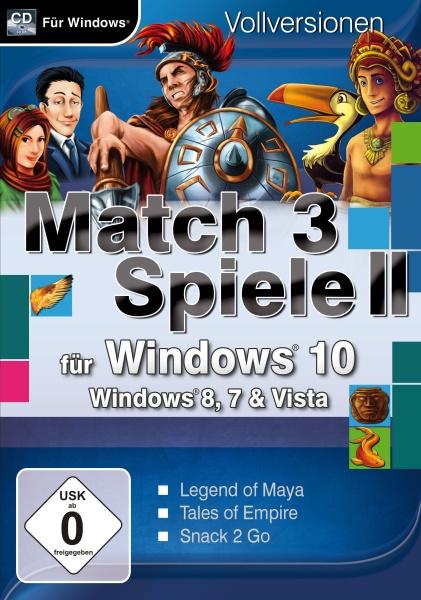 Match 3 Spiele II für Windows 10 (PC)