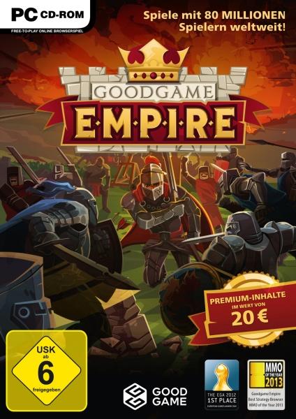 Goodgame Empire (PC)