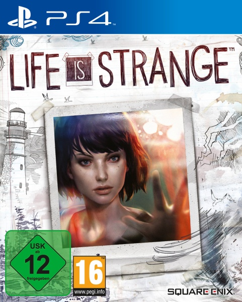 Life is Strange (PS4) Englisch