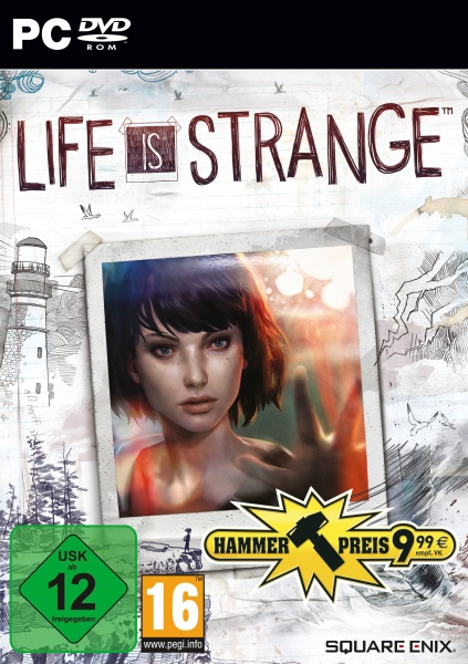 Square Enix Life is Strange (PC) (Hammerpreis)
