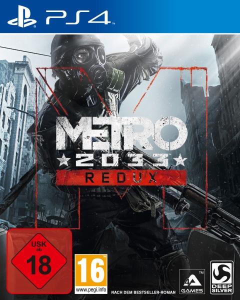 Metro: 2033 Redux (PS4)