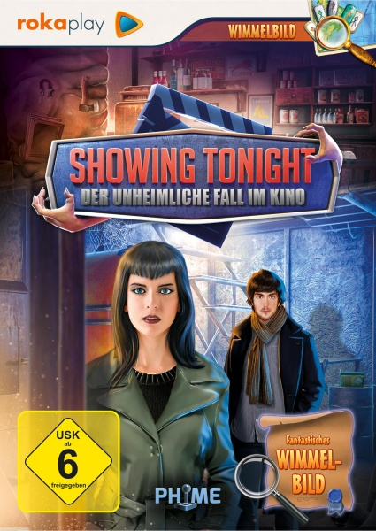 rokaplay - Showing Tonight: Der unheimliche Fall im Kino (PC)