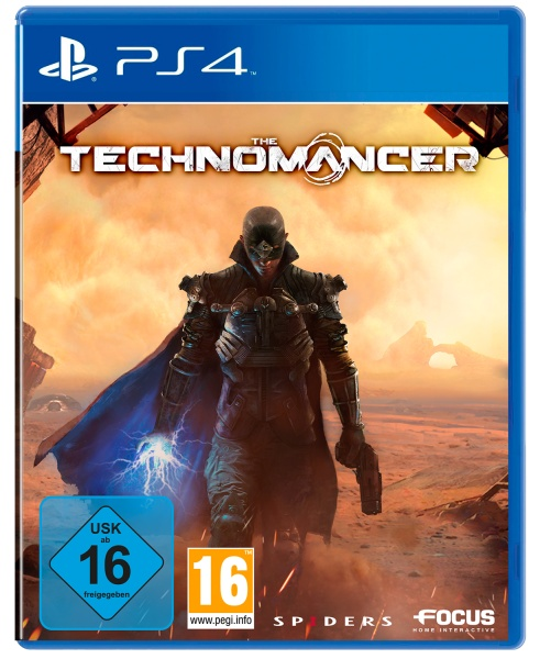 The Technomancer (PS4) Englisch