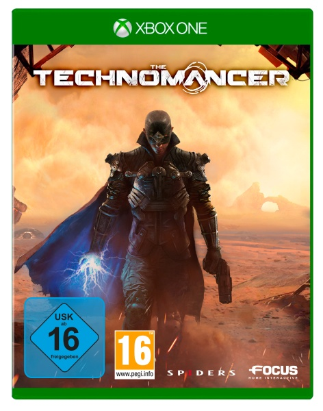 The Technomancer (XONE) Englisch