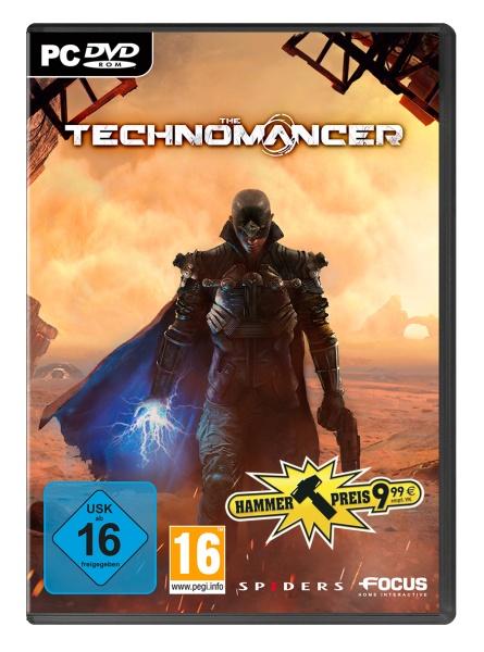 The Technomancer (PC) Englisch