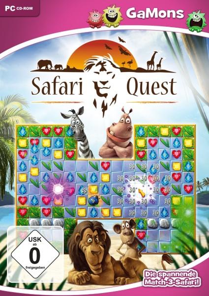 GaMons Safari Quest (NEU) (PC)