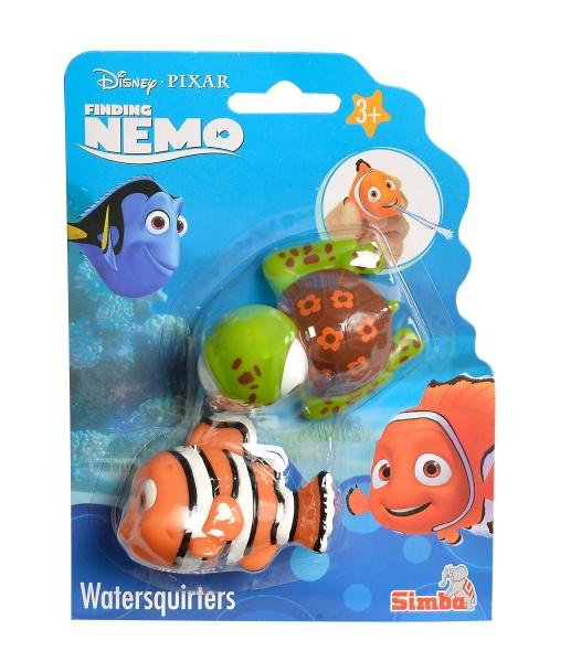 Disney Nemo Wasserspritzfiguren