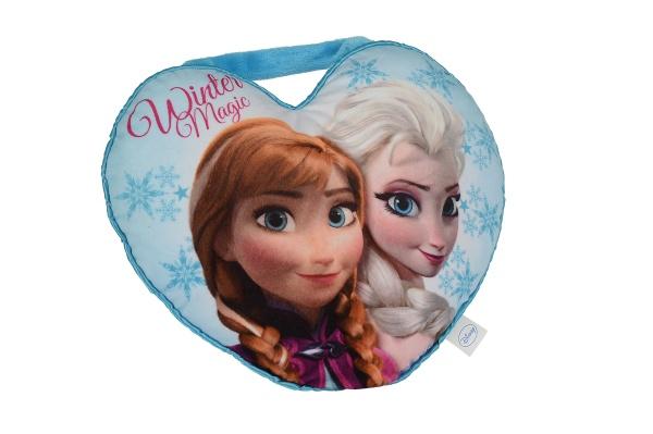 Disney Die Eisk�nigin Herzkissen mit Anna+Elsa