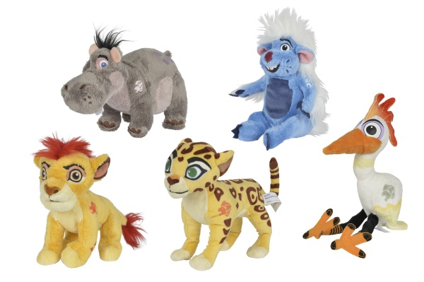 Disney Garde der Löwen, 17cm, 5-sort.