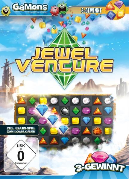 GaMons - Jewel Venture (NEU) (PC)