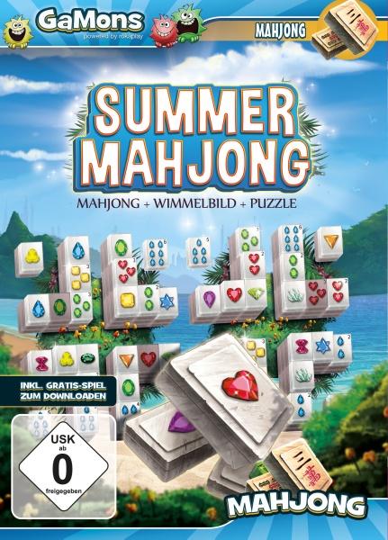 GaMons - Summer Mahjong (NEU) (PC)