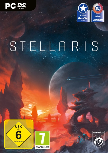 Stellaris (PC) Englisch