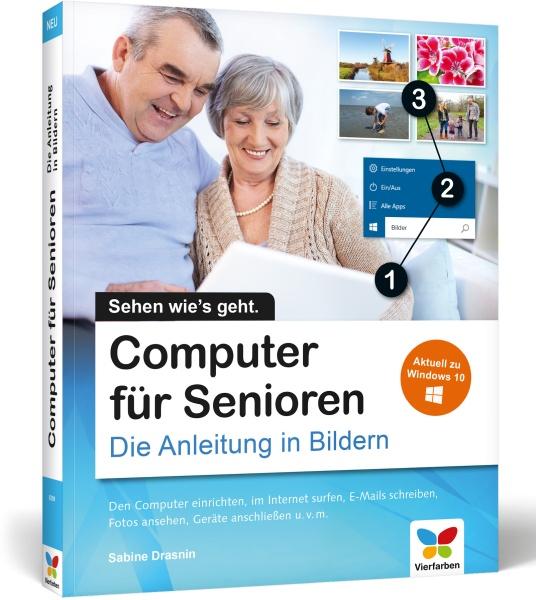 Computer für Senioren - Die Anleitung in Bildern