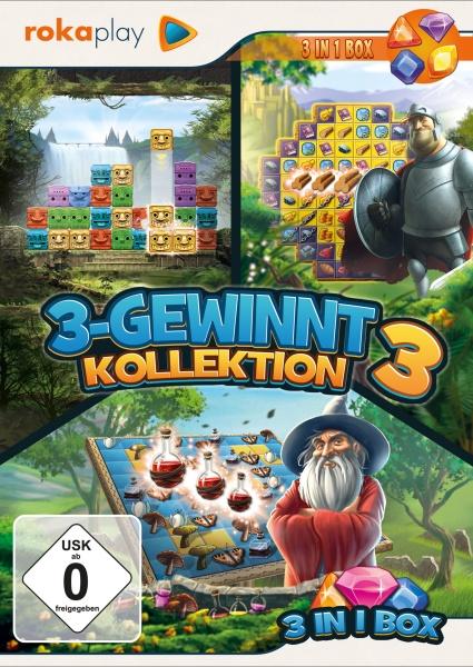 rokaplay - 3-Gewinnt Kollektion 3 (PC)