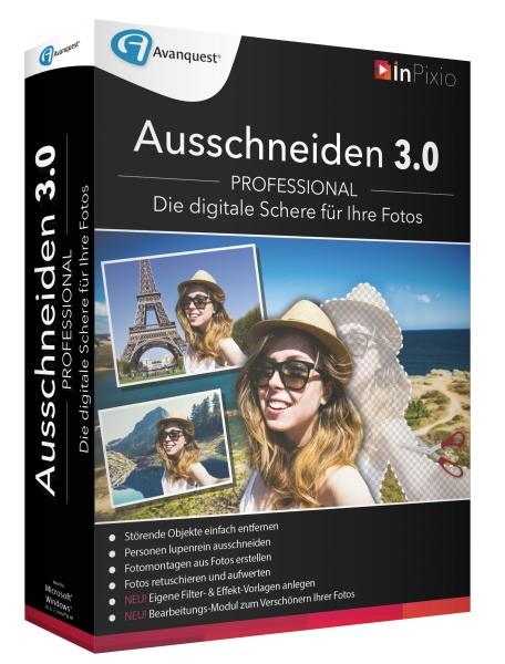 AVANQUEST ESD Ausschneiden 3.0 Professional