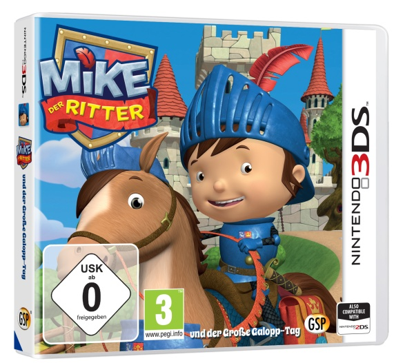 Mike der Ritter (3DS)