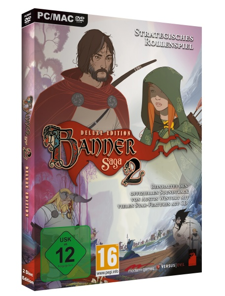 The Banner Saga 2 Deluxe Edition (PC)