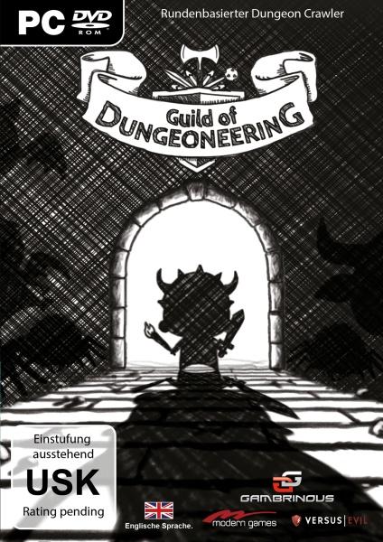 Guild of Dungeoneering (PC) Englisch