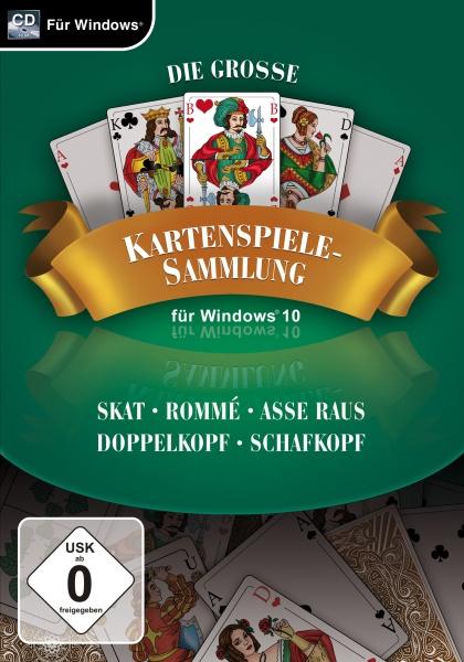 Große Kartenspielesammlung für Windows 10 (PC)