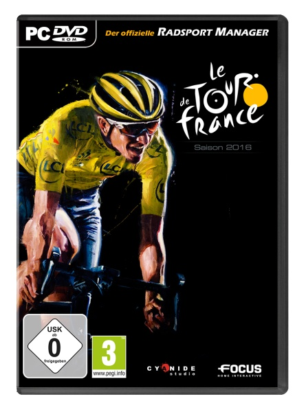 Tour de France 2016: Der offizielle Radsport Manager (PC)