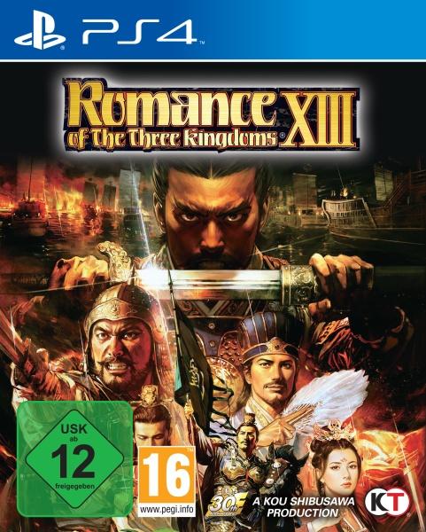 Romance of the Three Kingdoms 13 (PS4) Japanisch