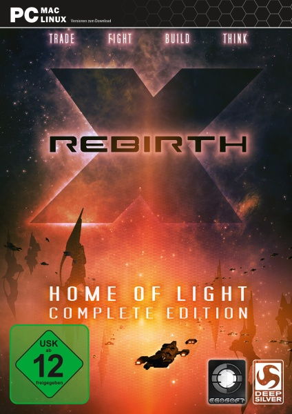 X Rebirth: Home of Light - Complete Edition (PC)