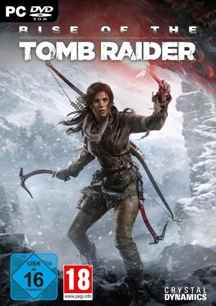 Rise of the Tomb Raider Extended (PC)
