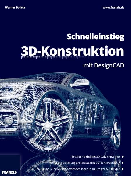 DesignCAD 3D-Konstruktion