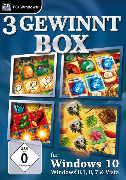 3 GEWINNT BOX f�r Windows 10 (PC)