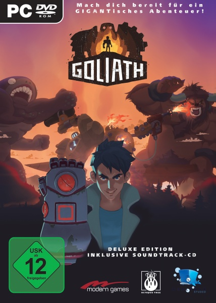 Goliath Deluxe Edition (PC)