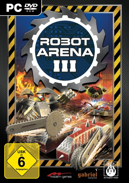 AVANQUEST ESD Robot Arena 3 - Steam Code