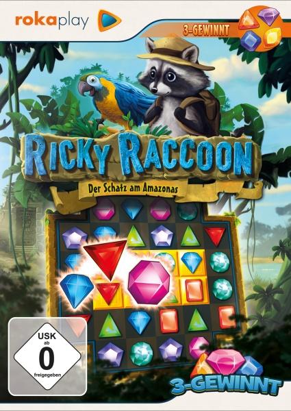 rokaplay - Ricky Raccoon: Der Schatz am Amazonas (PC)