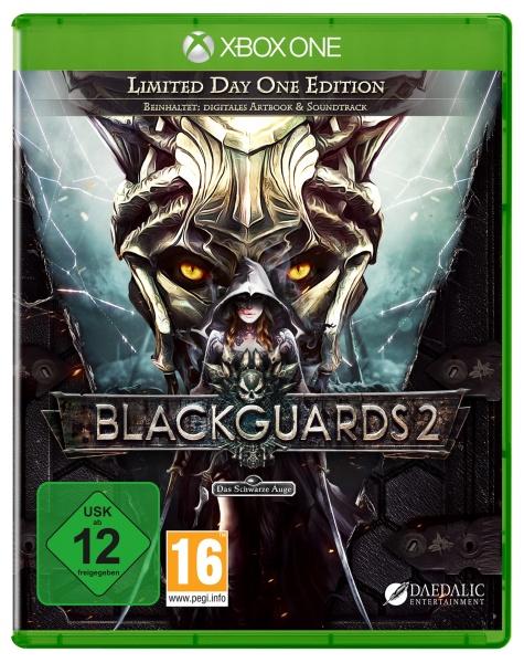 Kalypso Blackguards 2 - Konsolen-Spiele - Xbox One