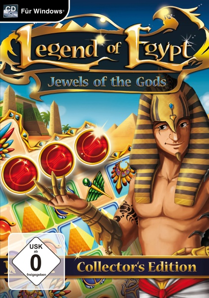 Legend of Egypt - Jewels of the Gods Collector\s Edition (PC)