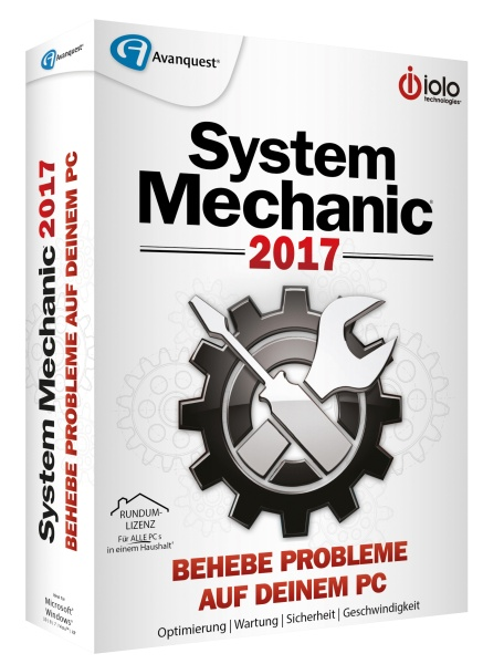 AVANQUEST ESD System Mechanic 2017
