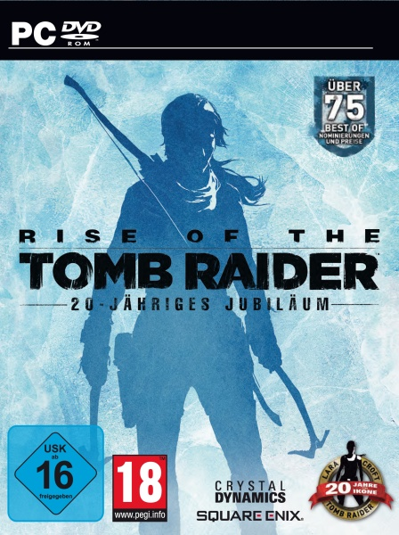 Rise of the Tomb Raider 20-Jähriges Jubiläum D1 Edition (PC)